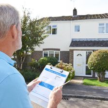 Estate Agent carry out the house survey report in Bradford