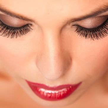 Long beautiful lashes in Chelmsford, Massachusetts