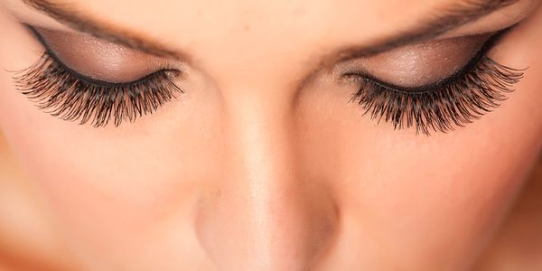 Lash extensions are available with Sarah Phares