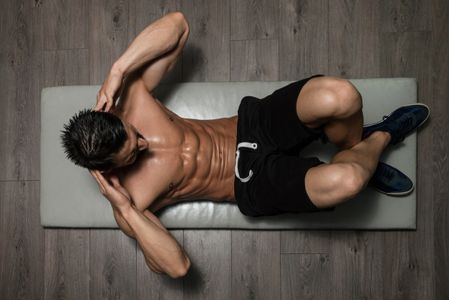Core class and ab workout