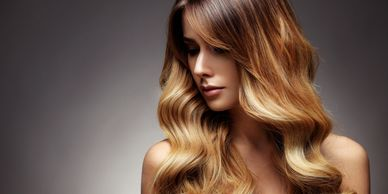 Ombre',hilights.best blonde hair, hair color trends,natural haircolor, smokey blonde,chunky hilites