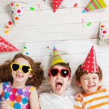 Children's parties, birthday parties vernon, south windsor, canton, bounce town, indoor play