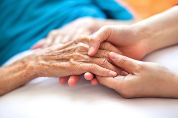 Palliative Massage  Let us sit with and soothe your loved one, bring some comfort and relief in thei