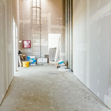 skilled drywall replacement and repairs