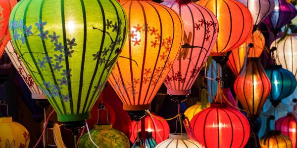 Chinese lanterns as an example of diversity