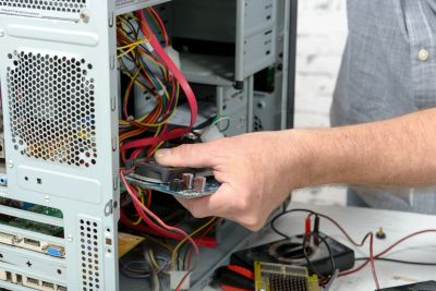 Graphic Cards, Wireless router. Installation and configuration licensed software RAM & Hard-Drives