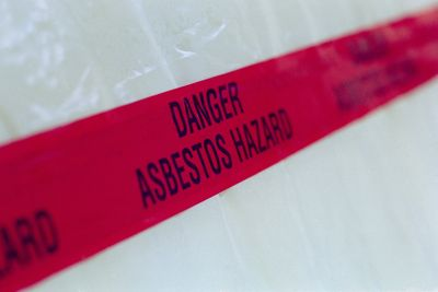 Consultation for the determination of the presence of asbestos and other hazardous construction materials.