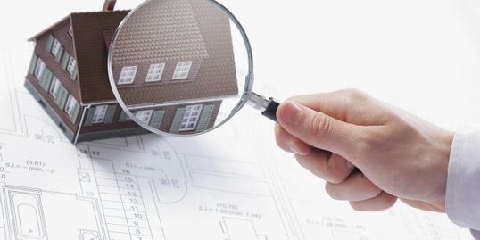 A list of things inspected by Ohio Valley Home Inspection Services including termite inspection