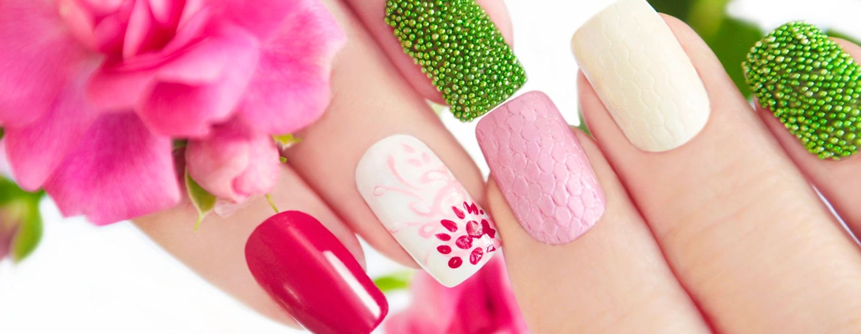 Formation pose ongles décorations nail art formation ongles gel uv led acrylique résine&poudre nails