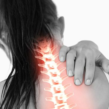 neck pain in Tomball Texas