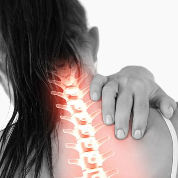 Anchored Health Chiropractic, your source for neck pain relief!