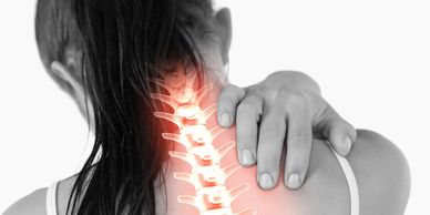 Chiropractic care helps to relieve pain by adjusting the body back into proper alignment.