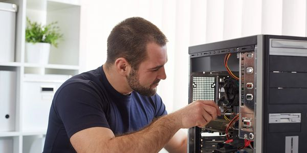 computer repair, skilled technicians, professional