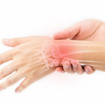 hand, foot, ankle and wrist issues.  Carpal tunnel, plantar fasciitis.