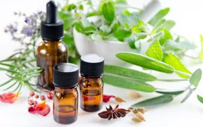 Healing Oil Infusions for Mind and Body