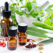 Herbal Homeopathic medicine