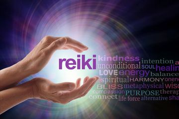 Distant Reiki sessions to release stress and tension and promote balance and deep relaxation