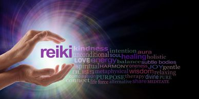 Usui Reiki Training, The Violet Butterfly Metaphysical