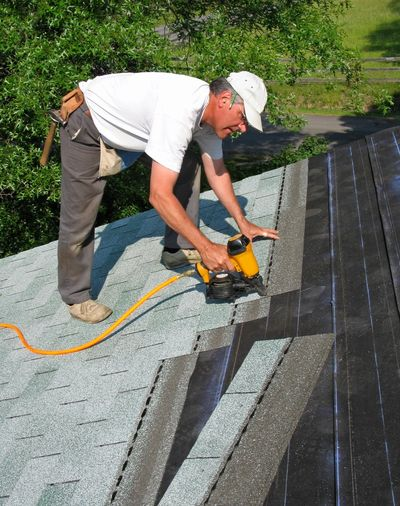 Roofing - Installing 3-Tab shingles-lafayette, IN