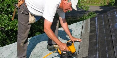Roofing, remodeling, gutters, siding, insulation