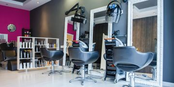 Salon Setting  Image