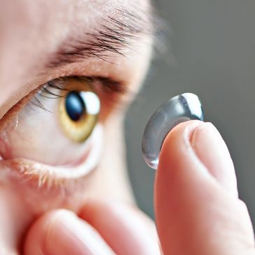 contact lenses ordering