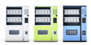 laura actering vending machines