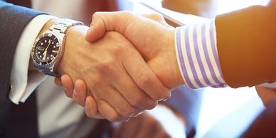 trades, business, agreements, requirements, handshake