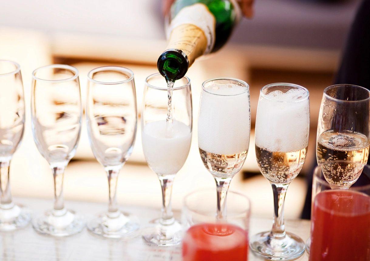 Licensed Bartenders, BYOB and Bar Catering Packages.