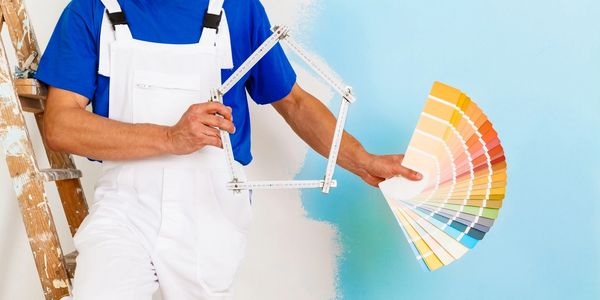 Customer service and color coordination for residential and commercial painting.
