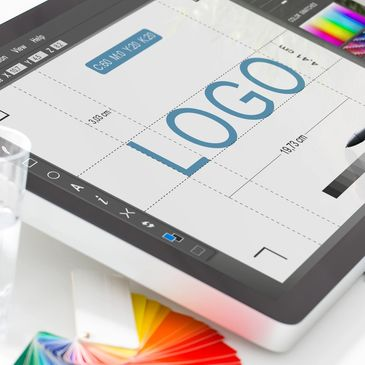 A business logo is an integral part of a company's identity in the market.