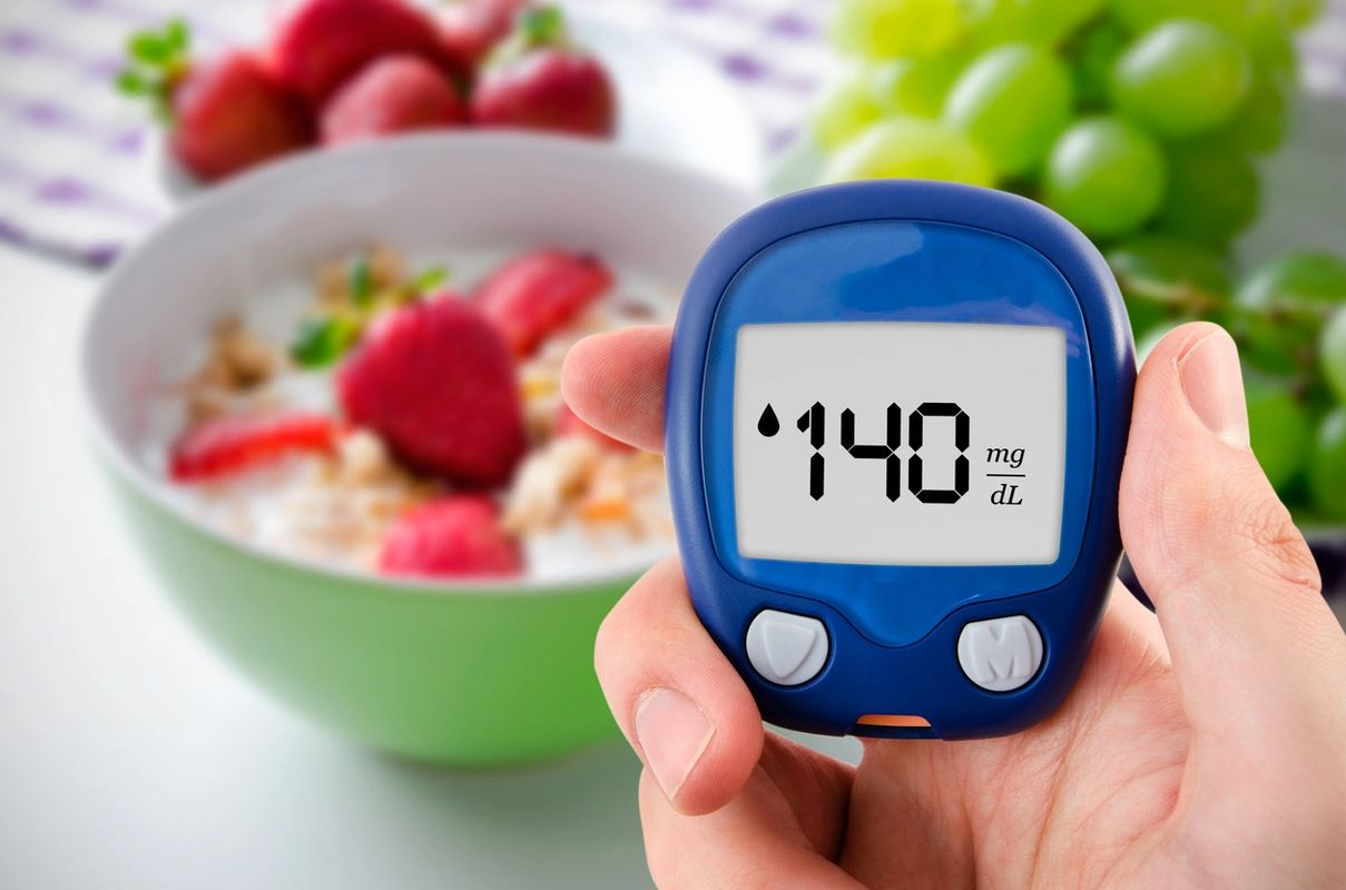 Monitor Your Blood Sugar