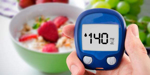 Monitor your blood sugars