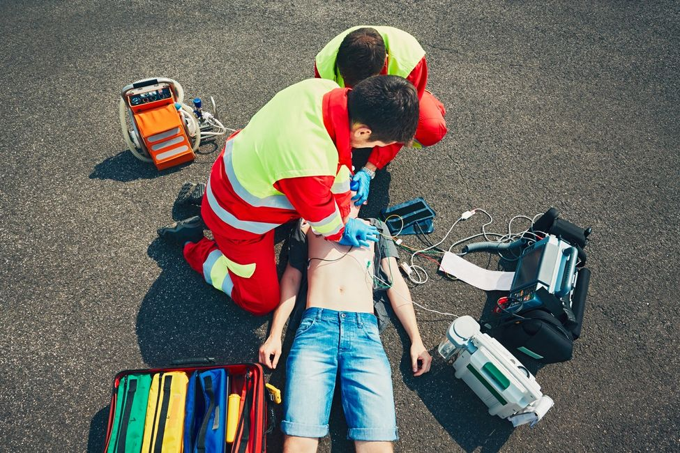 BLS for Healthcare Providers and First Responders