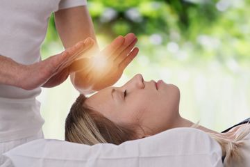 Spiritual Reiki Angel Healings
