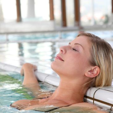 Relaxation, serenity, meditation, swimming, therapeutic exercise, spa, water therapy, water aerobics, mindfulness