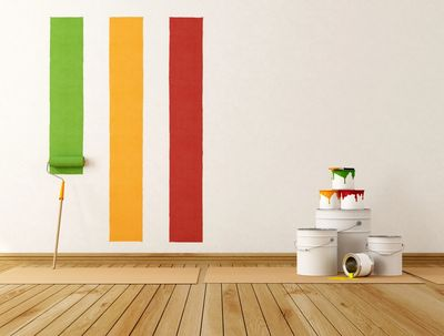 Mckinley Construction Management Paint Interior Paint Walls Fresh Colors