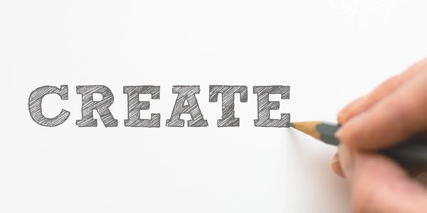 Create! Draw, paint, making art, crafts, songwriting, acting, dancing, doing, being creative!