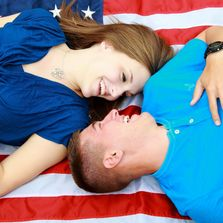 Veterans and Military spouses get healed