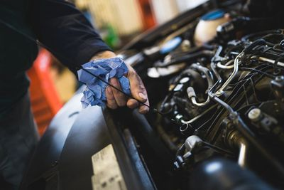 Oil Changes | Benchmark Autoworks