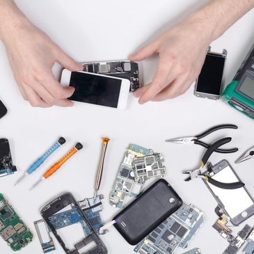 Mobile Phone, Tablet, iPad and Laptop repair dundee