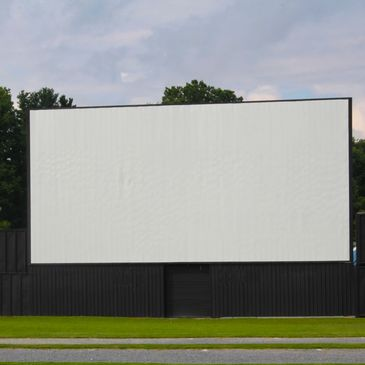 Movie screen rental ins new york. Movie screen sales, projector sales. sell outdoor movie equipment