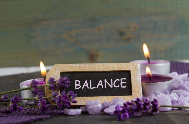 Balance of mind, body, and spirit promote optimal health & wellness!