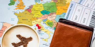 Don't leave home without your international travel medical insurance plan