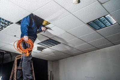 Commercial Electricians Seattle