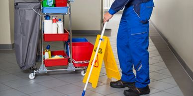 Mops  Cleaning Equipment  Safety Signs