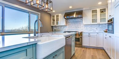 kitchen remodel, general contractor, montgomery alabama pike road alabama handyman, insurance claim