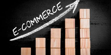 E-commerce refers to any form of business transaction conducted online.