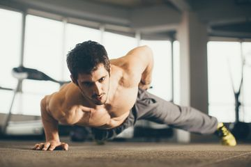 Want to get really good at push-ups? We can help you out with that too!