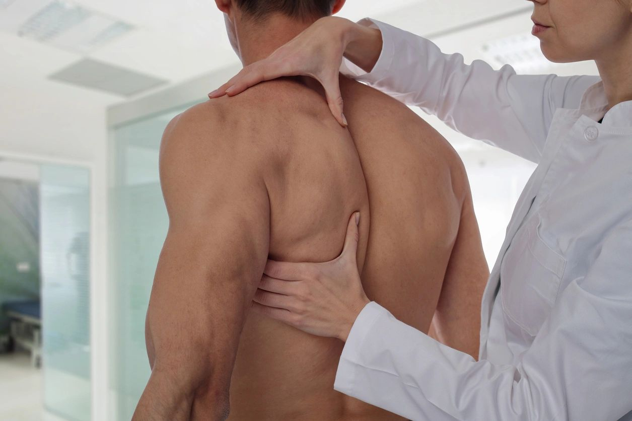 Active Physiotherapy management for Whiplash in Brampton